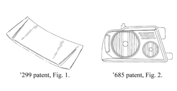 ABPA Ford Design Patent Lawsuit