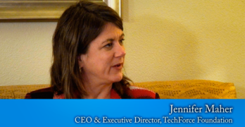 Interview: Jennifer Maher and Greg Settle, TechForce Foundation