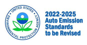 EPA Will Revise 2022-2025 Vehicle Emission Standards
