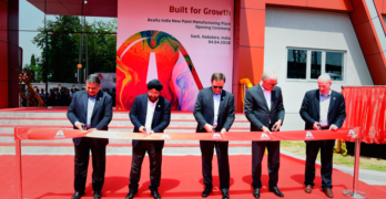 Axalta Opens New Coating Manufacturing Facility in India