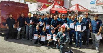 Axalta Presents 4th Annual Mobile Refinish Training Program in Mexico