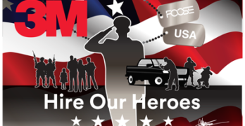 3M and Collision Repair Education Foundation Launch 2018 Hire our Heroes Fundraiser, Announce Scholarship Recipients