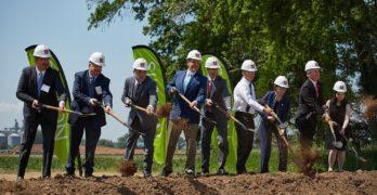 Novelis Breaks Ground on Automotive Aluminum Facility in Kentucky