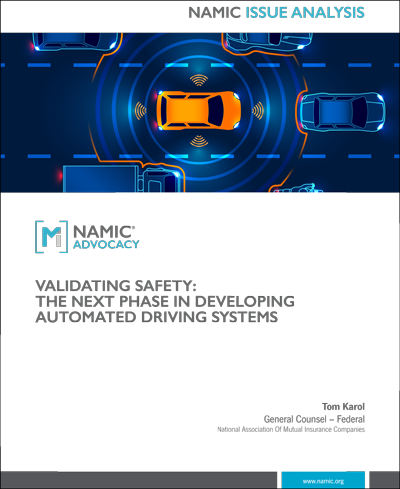 Namic Automated Driving