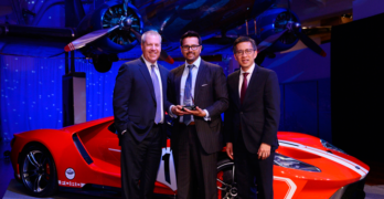 Ford Honors Axalta Coating Systems at World Excellence Awards
