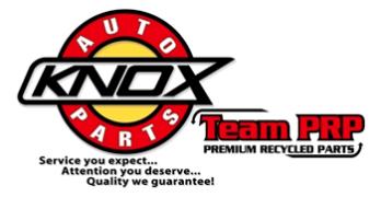 Knox Auto Parts logo