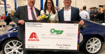 Axalta Supports Detroit Program to Attract Kids to Careers in the Automotive Industry