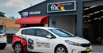 Fix Auto Australia Adds Collision Repair Center to Network in NSW