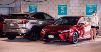 Toyota Car Share Service Honolulu