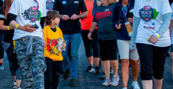PPG Raises Nearly 25,000 in Walk with Speedway Children's Charities