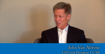 Interview: John Van Alstyne, I-CAR CEO and President Details Upcoming Changes to Training and Recognition Programs