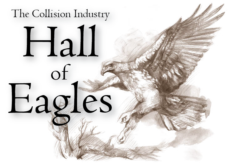 Hall of Eagles logo