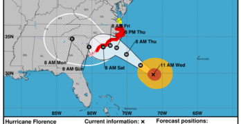 Collision Industry Foundation Preparing for Hurricane Florence