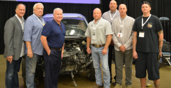 Attorney Presents OEM Parts Crash Test Results at Texas Auto Body Trade Show