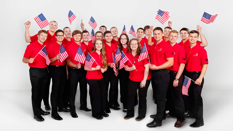 2019 WorldSkills USA Team