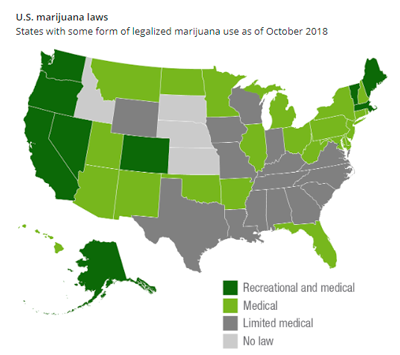 Collision Claims Up 6% in First States that Legalized ...
