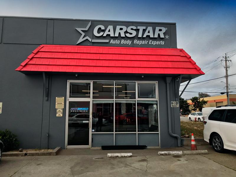 CARSTAR AutoWorld Collision