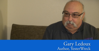 Interview with Gary Ledoux on YesterWreck