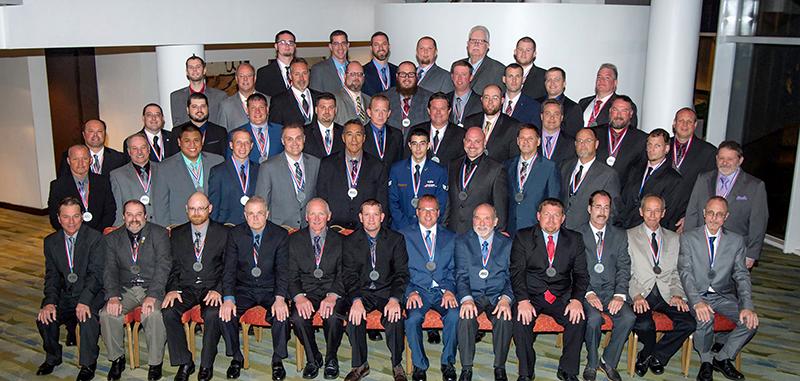 2018 ASE Award Winners photo