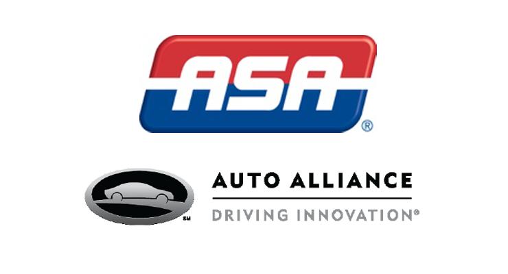 ASA and Auto Alliance Partner on Legislation