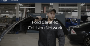 Ford Launches New Certified Collision Network