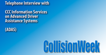 CCC ADAS Collision Repair Interview
