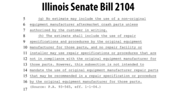 Illinois Senate Bill 2104