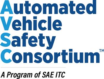 Automated Vehicle Safety Consortium  logo