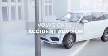 Volvo Accident Advisor