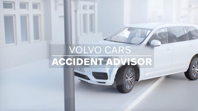 Volvo Accident Advisor
