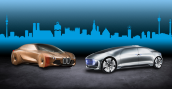 BMW Diamler Autonomous Vehicle Cooperation
