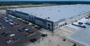 ACDelco and GM Genuine Parts processing center in the Flint, Michigan, suburb of Burton.