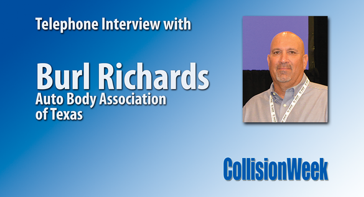 Burl Richards Interview