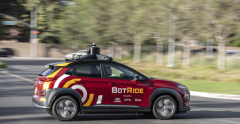 Hyundai Autonomous Cars