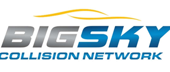Big Sky Collision Network logo