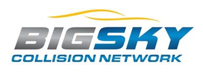Big Sky Collision Network logo
