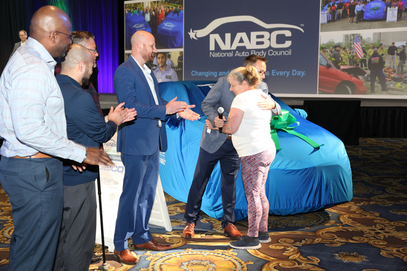 NABC Recycled Rides 2019
