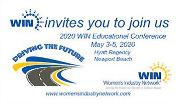 WIN 2020 Conference logo