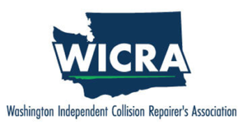 Washington Independent Collision Repairer's Association logo