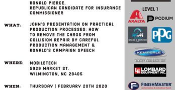 CCA February 20, 2020 Meeting Flyer