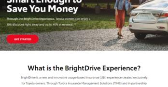 Toyota BrightDrive