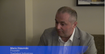 Mario Dimovski Interview