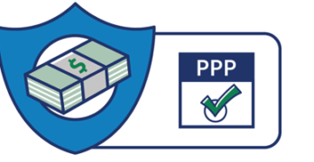 SBA PPP loan program icon