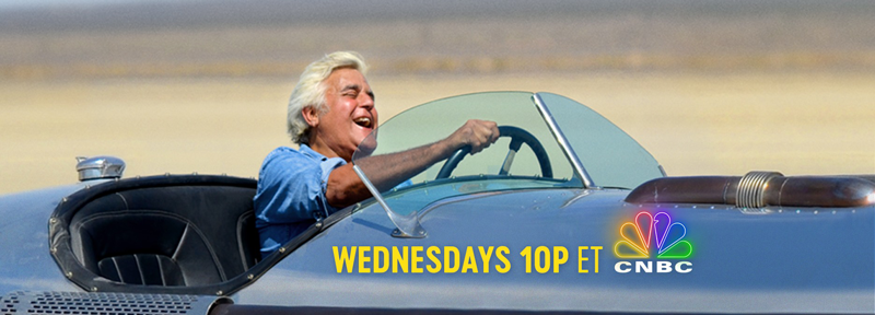 Jay Leno's Garage Tour Auction