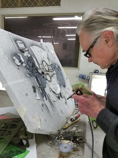 FinishMaster Hood Master Artist