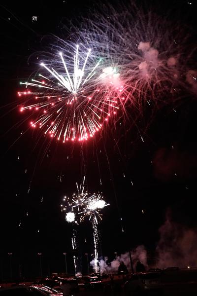 PPG fireworks