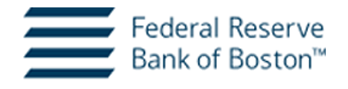 Federal Reserve Bank of Boston logo