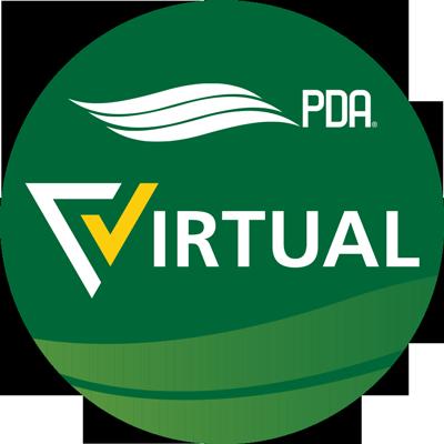 PDA Virtual logo