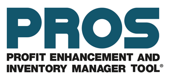 PROS Profit Enhancement and Inventory Manager Tool logo