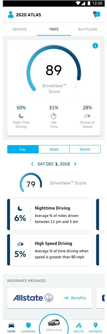 CCC Volkswagen App